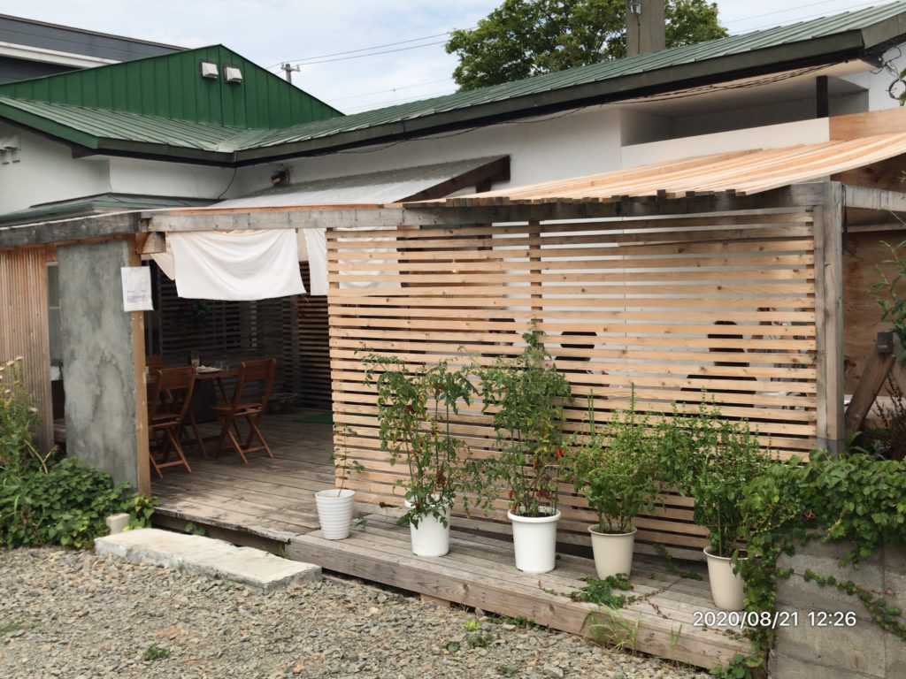 ペットOK カフェ 豊平区